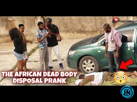Mc Makopolo - The African Dead Body Disposal Prank